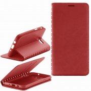 Чехол книжка Samsung Galaxy J7 2017 Book Case New красный
