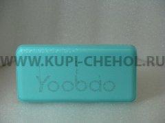 Power Bank 12000 mAh Yoobao PL-12 голубой