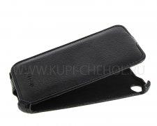 Чехол флип HTC Desire 320 Armor Case чёрный