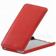 Чехол флип HTC Desire 816 UpCase красный