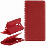 Чехол книжка LG K7 New Case 001 красный