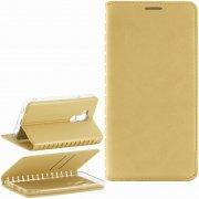 Чехол книжка LG G7 Book Case New золотой Вид2