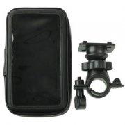 Велосипедный держатель+чехол 987057 S Black