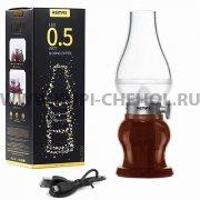 Светодиодная настольная лампа Remax RL-E200 Brown