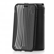 Чехол-накладка iPhone XR Kruche Metal Suitcase Black