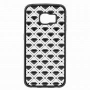 Чехол силиконовый Samsung Galaxy S6 Edge G925 9437 черный