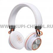 Bluetooth наушники Remax RB-195HB белые