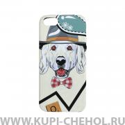 Чехол-накладка Apple iPhone 5/5S/SE Labrador