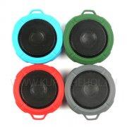 Колонка универсальная водонепроницаемая F1 Bluetooth 8667 красный
