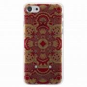 Чехол-накладка Apple iPhone 7 Beckberg П43093 красный