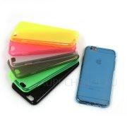 Чехол-накладка Apple iPhone 6/6S 6914 серый