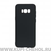 Чехол-накладка Samsung Galaxy S8 Plus 11010 черный