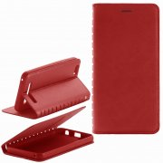 Чехол книжка Lenovo Vibe C / A2020 New Case 001 красный