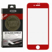 Защитное стекло Apple iPhone 7 Plus Remax Caesar 3D Full Screen Red