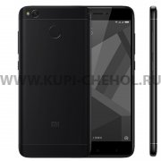 Телефон Xiaomi Redmi 4X 16Gb Black