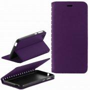 Чехол книжка HTC Desire 826 Book Case New фиолетовый Вид1