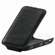 Чехол флип NOKIA 620 Lumia Brauffen чёрный