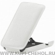 Чехол флип Samsung Galaxy S scLCD i9003 Melkco White LC