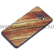 Чехол-накладка Samsung Galaxy A5 (2016) A510 9199 дерево