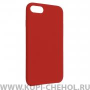 Чехол-накладка Apple iPhone 7/8 7002 красный