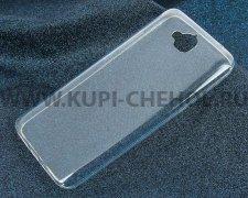 Чехол-накладка Huawei Honor 4C Pro iBox Crystal прозрачный глянцевый 1.25mm