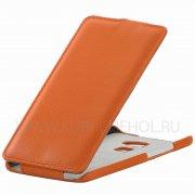 Чехол флип Huawei Mate S UpCase оранжевый