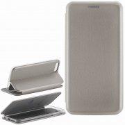 Чехол книжка Huawei Honor 10 9805 серый