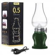 Светодиодная настольная лампа Remax RL-E200 Green