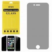 Защитное стекло Apple iPhone 6/6S Aiwo 0.33mm Антишпион
