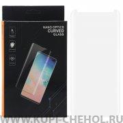 Защитное стекло Samsung Galaxy S8 Nano Optics UV-Full Glue 3D Transparent 0.26mm