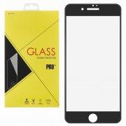 Защитное стекло Apple iPhone 7 Plus Glass Pro Full Glue 4D черное 0.33mm