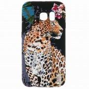 Чехол силиконовый Samsung Galaxy S6 Edge G925 Luxo 43116 фосфор