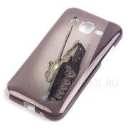 Чехол силиконовый Samsung Galaxy Core Prime Duos G360h / G3608 8498