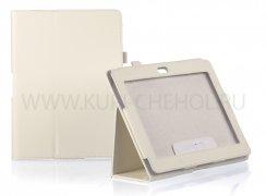 Чехол  Sony  Tablet S  к/з  белый флот