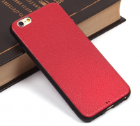 Чехол-накладка Apple iPhone 6/6S 9251 красный