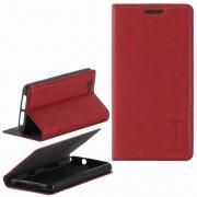 Чехол книжка Sony Xperia Z2 Compact / Mini Nice П3001 красный
