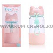 Стеклянная бутылка Remax RT-CUP27 Pink