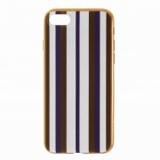 Чехол-накладка Apple iPhone 7 Hoco Glint Stripe Blue White