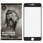 Защитное стекло Apple iPhone 7 Plus WK Kingkong4 Black 0.25mm