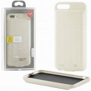 Чехол+АКБ Apple Apple iPhone 7 Plus 7300 mAh Baseus ACAPIPH7P-LBJ02 Buff
