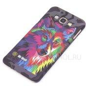 Чехол-накладка Samsung Galaxy A8 A800f Mr.Wolf 8759 фосфор