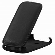 Чехол флип NOKIA 510 Lumia iBox Premium чёрный