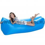 Надувной диван Hoco Aerated lazy sofa Blue