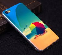 Чехол-накладка Xiaomi Redmi Note 5A Blue Shine 10441