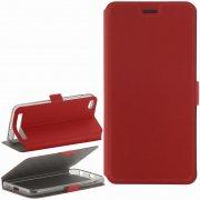 Чехол книжка Xiaomi Redmi 5A Prime Book красный