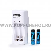 СЗУ для аккумуляторов Remax RT-DC02