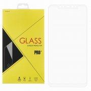 Защитное стекло Xiaomi Mi 8 Glass Pro Full Screen белое 0.33mm