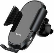 Автодержатель в воздуховод Baseus Smart Sugent-ZN01 Black