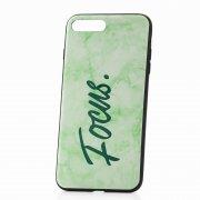Чехол-накладка Apple iPhone 7 Plus Proda Focus Green