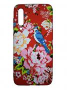 Чехол-накладка Xiaomi Mi 9 SE Luxo Flowers H7 фосфор